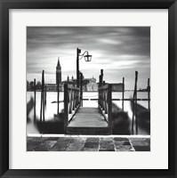 Framed Venice Dream II