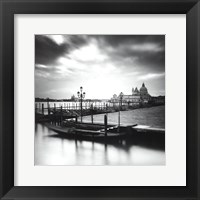 Framed Venice Dream I