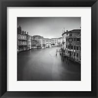 Framed Canal Grande II