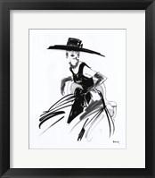 Framed Anabel