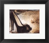 Framed Shoe Box I
