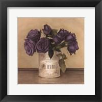 Framed Royal Roses