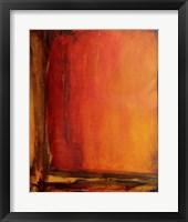 Red Dawn II Framed Print