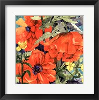 Framed Poppy Play II