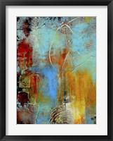 Detour 84 I Framed Print