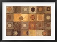 Framed Sunlit Patio