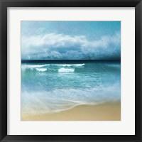 Framed Ocean Movement I
