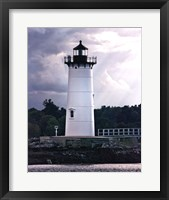 Lighthouse Views IV Framed Print