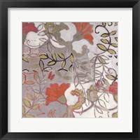 Framed Spring Bouquet II