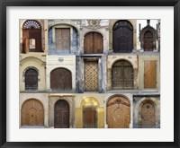 Doors II Framed Print