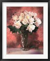 Floral Still Life III Framed Print