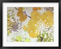 Framed Garden Variety II