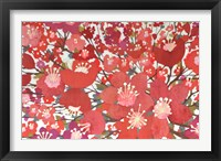 Framed Cherry Blooms