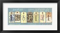 Inspire Framed Print