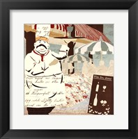 Framed Vin Du Jour