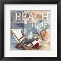 Framed Beach Time