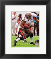 Framed Doug Martin 2012 Action