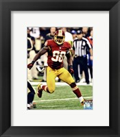 Framed Brian Orakpo 2012 Action