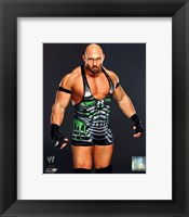 Framed Ryback 2012 Posed