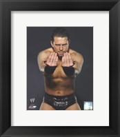 Framed Miz 2012 Posed