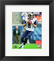 Framed Sam Bradford 2012 Action