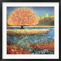 Framed Jewel River