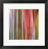 Spectra Falls I Framed Print