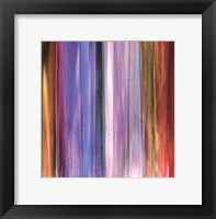 Spectra Falls II Framed Print
