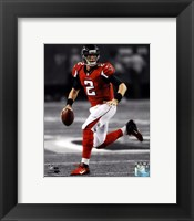 Framed Matt Ryan 2012 Spotlight Action