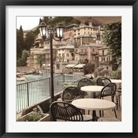 Framed Porto Caffè, Italy