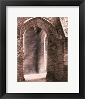 Framed Luminous Archway