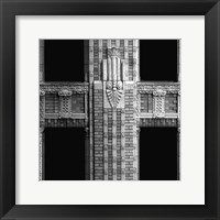 Framed Architectural Detail No. 52