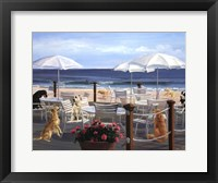 Framed Beach Club Tails