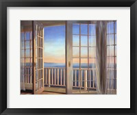 Framed Evening Breeze