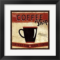 Framed Coffee Roasters II