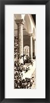 Framed Portico, Toscana