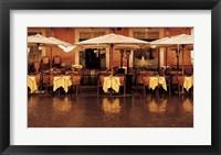 Framed Caffe Barocco