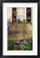 Framed Valbonne Window