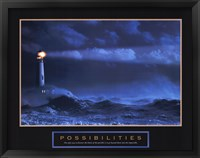 Framed Possibilities-Lighthouse