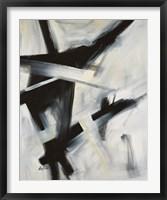 Framed Black and White