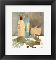 Framed Wine Pairings I