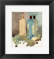 Framed Wine Pairings II