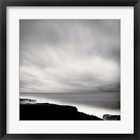Framed Shoreline, Mendocino Coast, CA