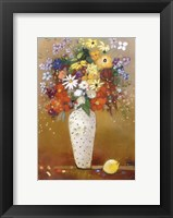 Framed After Redon