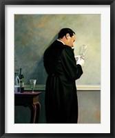 Framed Butler's in Love