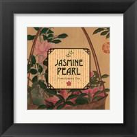 Framed Jasmine Pearl
