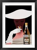 Framed Linherr Vermouth