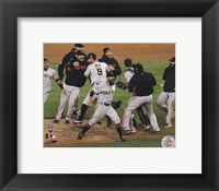 Framed San Francisco Giants Winning Game 4 of the 2012 World Series