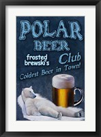 Framed Polar Beer Club