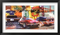 Framed Muscle Cars